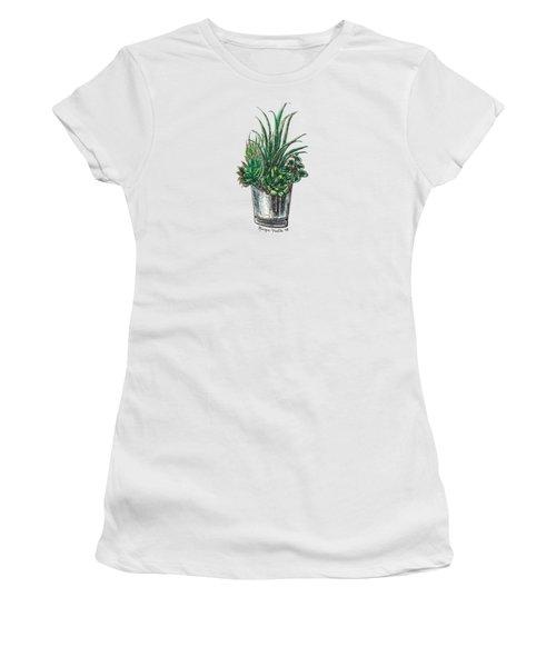 Succulents Women's T-Shirt