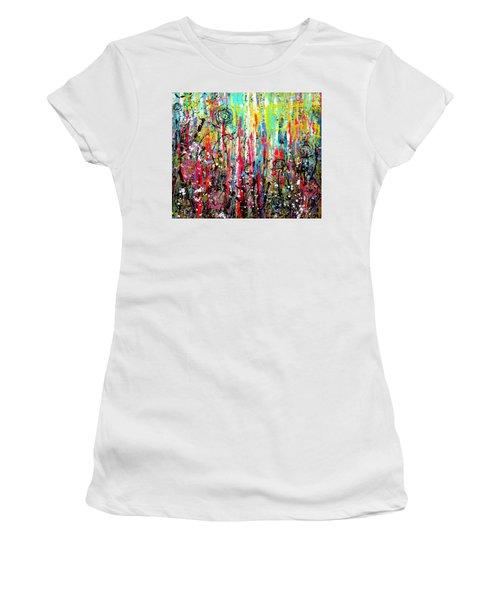 Sugar Rush Women's T-Shirt (Athletic Fit)