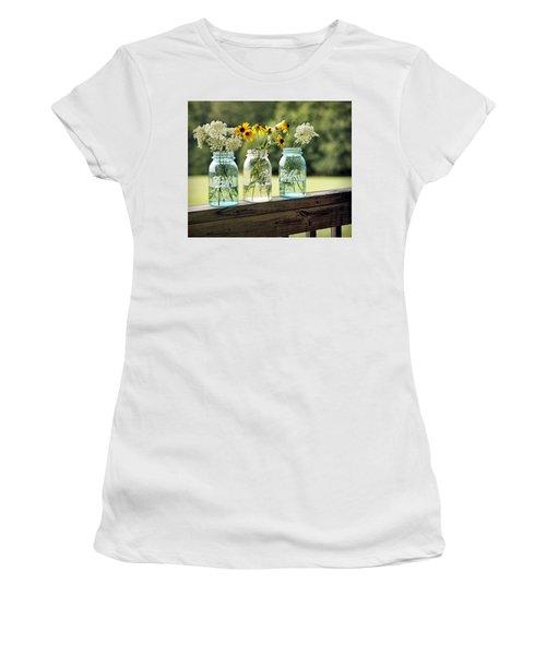 Summer Blooms Women's T-Shirt