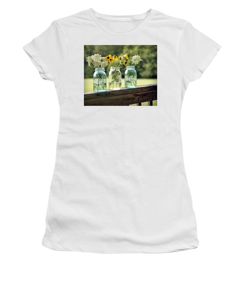 Summer Blooms Women's T-Shirt