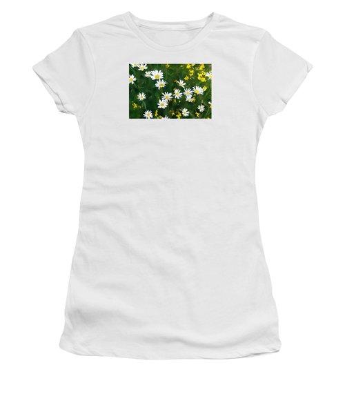 Summer Daisies Women's T-Shirt