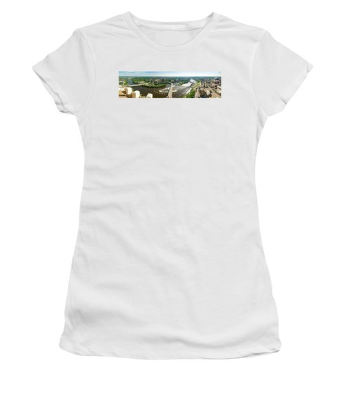 Summer In The Mill City Women's T-Shirt