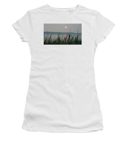 Sun Drop Women's T-Shirt (Athletic Fit)
