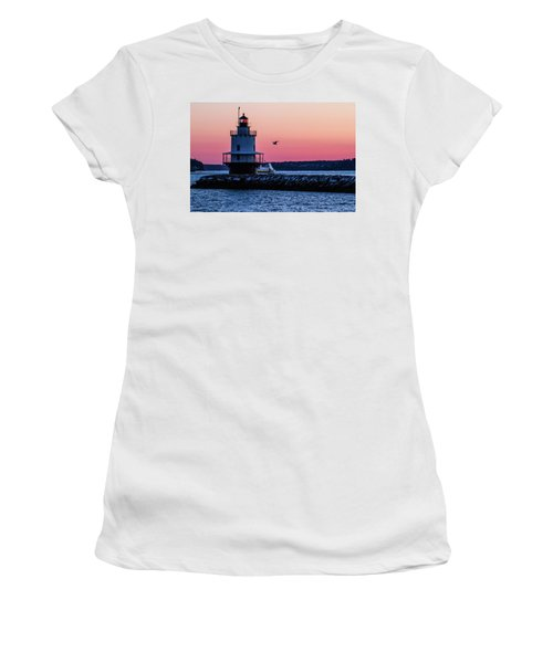 Sun Rise At Spring Point Women's T-Shirt
