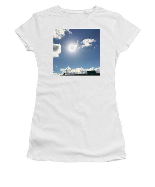 Sun Sky Angel Women's T-Shirt