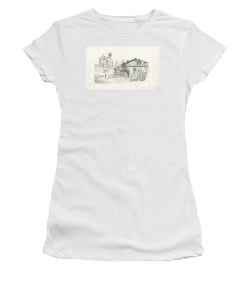 Sunday Service - No Borders Women's T-Shirt