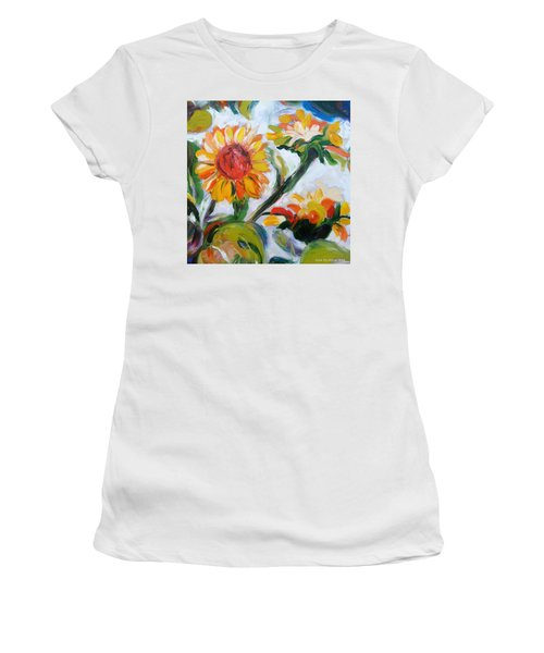 Sunflowers 5 Women's T-Shirt