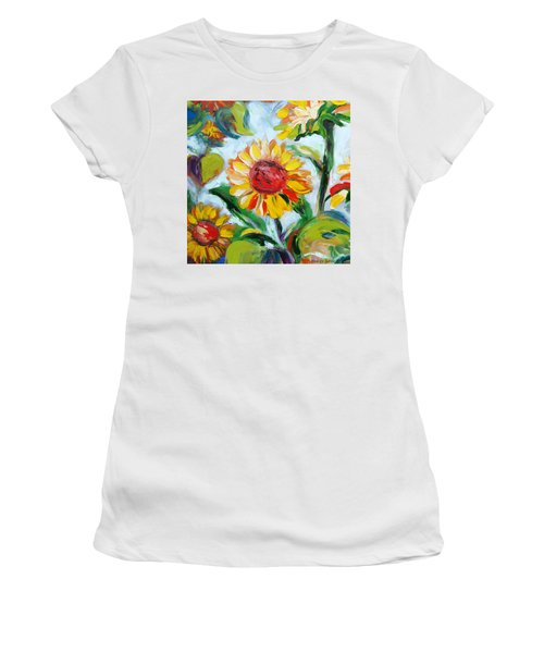 Sunflowers 6 Women's T-Shirt