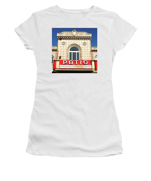Sunny Patio ...  Women's T-Shirt
