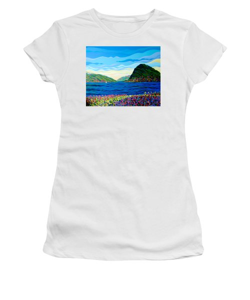 Sunny Swiss-scape Women's T-Shirt