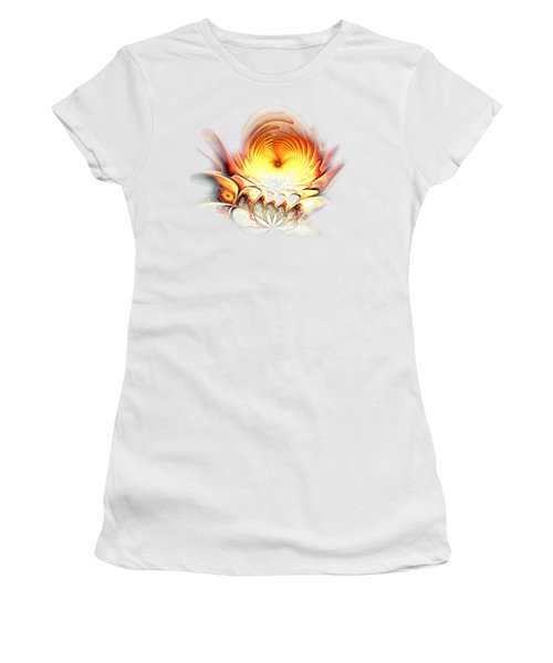 Sunrise In Neverland Women's T-Shirt (Athletic Fit)