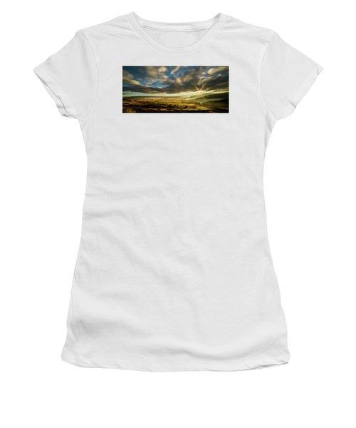 Sunrise Over The Heber Valley Women's T-Shirt