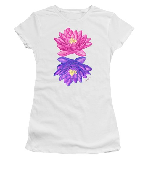 Sunrise Sunset Lotus Women's T-Shirt