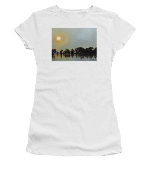 Sunset Ride Women's T-Shirt