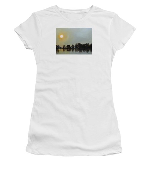 Sunset Ride Women's T-Shirt