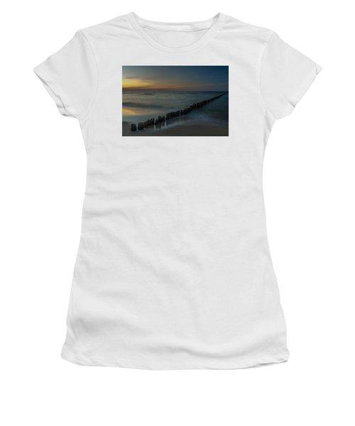 Sunset Zen Mood Seascape Women's T-Shirt