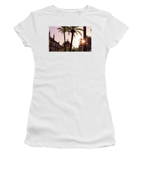 Sunsets Of Seville  Women's T-Shirt
