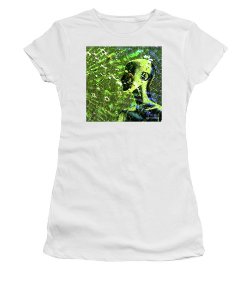 Women's T-Shirt (Athletic Fit) featuring the photograph Sunshine And Daisies by LemonArt Photography