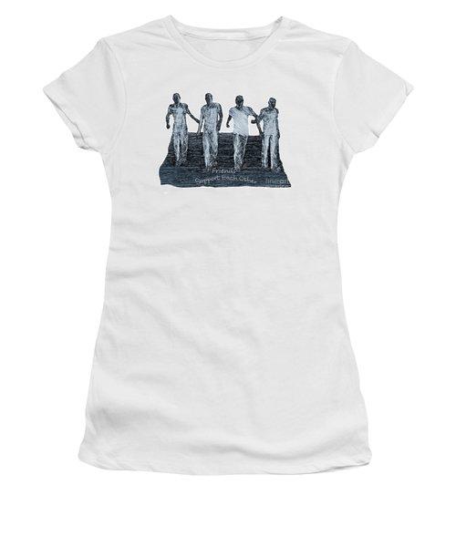 Support Each Other Women's T-Shirt