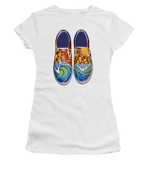 Surf's Up Women's T-Shirt