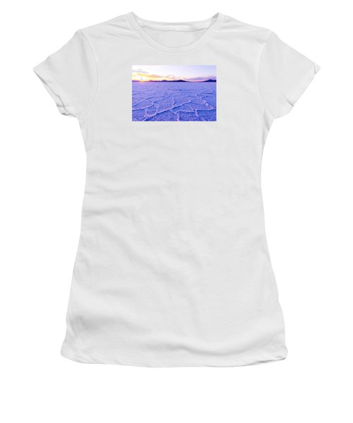 Surreal Salt Women's T-Shirt (Junior Cut)