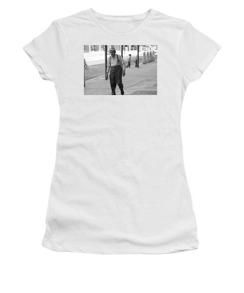 Suspenders Women's T-Shirt