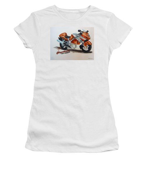 Suzuki Hayabusa Women's T-Shirt
