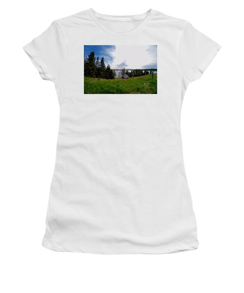 Swans Island Bay Women's T-Shirt