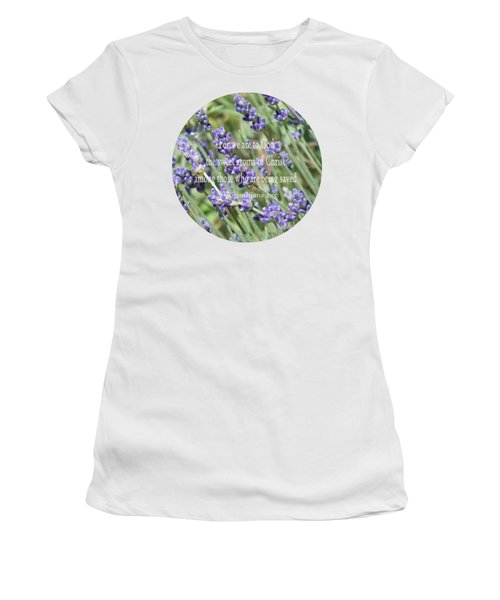 Sweet - Verse Women's T-Shirt