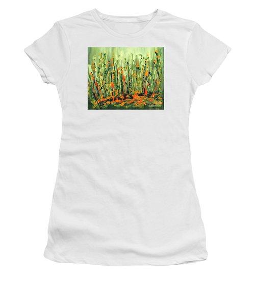 Sweet Jammin' Peas Women's T-Shirt