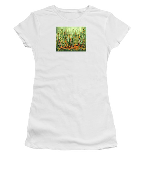 Sweet Jammin' Peas Women's T-Shirt