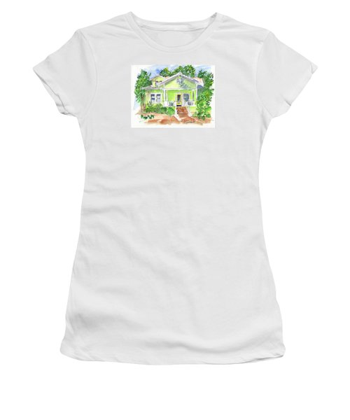 Sweet Lemon Inn Women's T-Shirt (Athletic Fit)