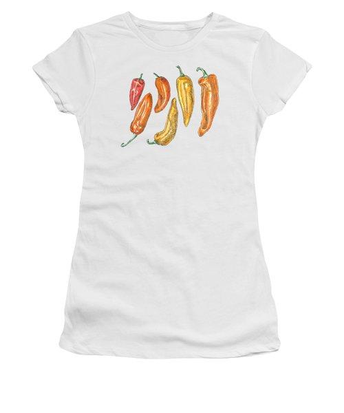 Sweet Peppers Women's T-Shirt
