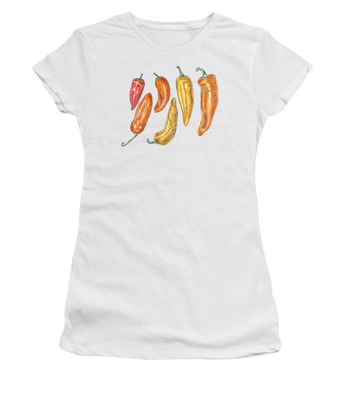 Sweet Peppers Women's T-Shirt