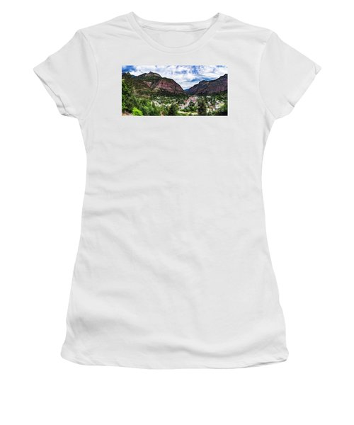 Switzerland Of America Women's T-Shirt