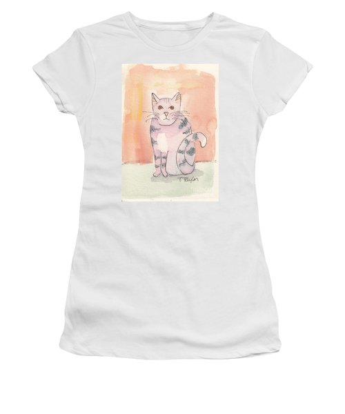 Tabby Women's T-Shirt (Athletic Fit)