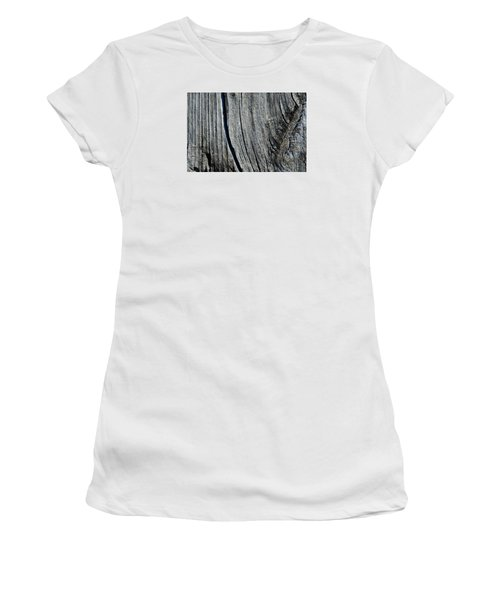 Table Top  Women's T-Shirt (Junior Cut) by Lyle Crump