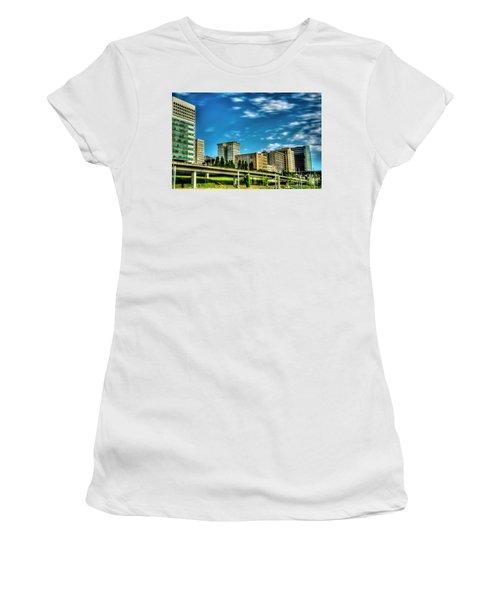 Tacoma,washington.hdr Women's T-Shirt