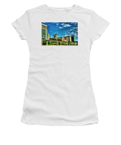 Tacoma,washington.hdr Women's T-Shirt