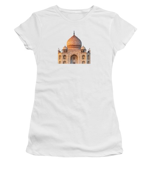 Taj Mahal T Women's T-Shirt