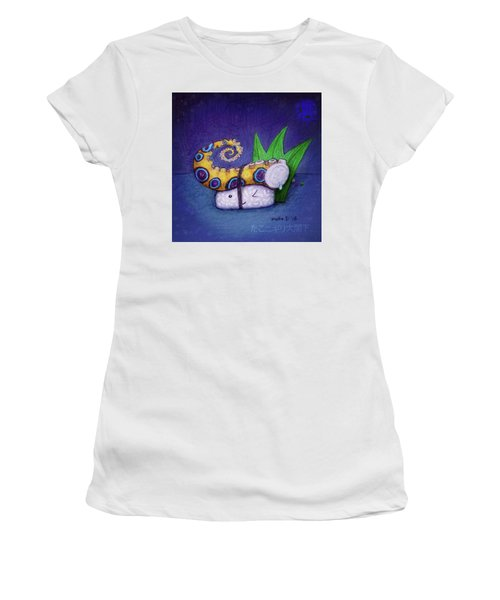 Tako Nigiri Big Excellency Women's T-Shirt (Athletic Fit)