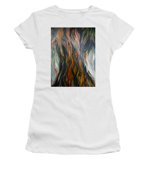 Taotaomo'na Tree Women's T-Shirt