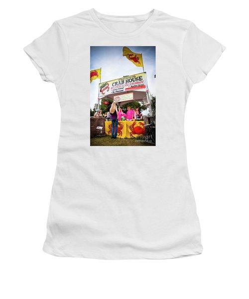 Taste Of Charleston Women's T-Shirt