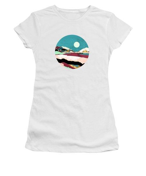 Teal Sky Women's T-Shirt