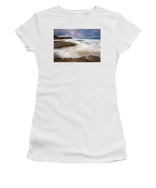Tempestuous Sea Women's T-Shirt