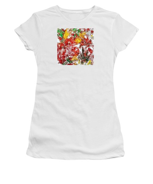 Tenderness Of Autumn Women's T-Shirt