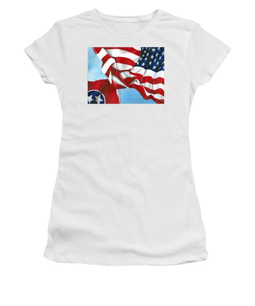 Tennessee Heroes Women's T-Shirt