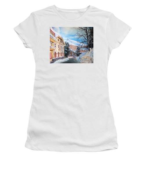 Terminillo Women's T-Shirt (Athletic Fit)