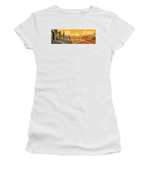 terra di Siena Women's T-Shirt