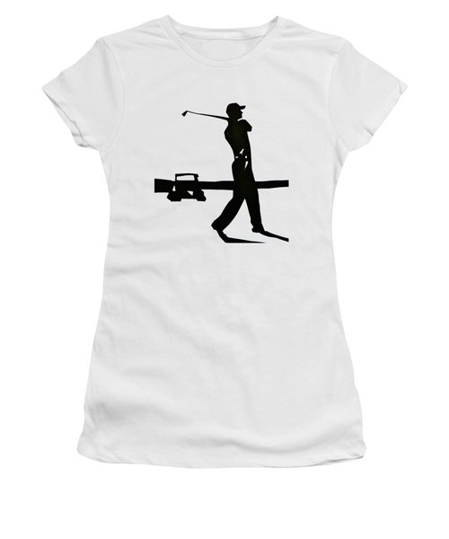 Test Women's T-Shirt (Junior Cut) by Anna Ruzsan